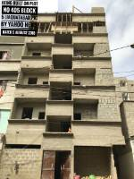 A G+6 illegal building is being built on plot no 405 block 5 Liaquatabad with the partnership of  SBCA  Liaquatabad Officers